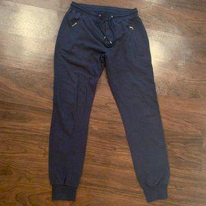SUIT SUPPLY Men's Navy Blue Sweatpants